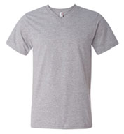 Anvil Soft Spun Fashion Fit V-Neck T-Shirt