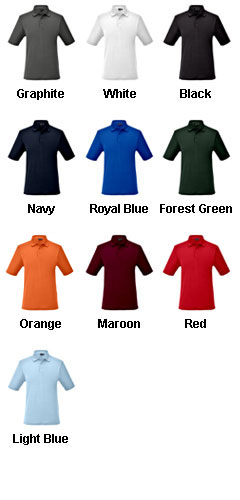Reebok Mens X-Treme PLAYDRY� Performance Polo - All Colors