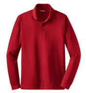 Long Sleeve Micropique Sport-Wick® Polo