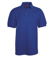 Hanes Mens 7 oz. ComfortSoft® Cotton Piqué Polo