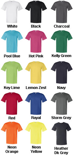 Anvil Adult Classic T-Shirt - All Colors
