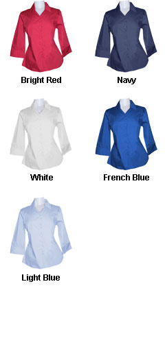 Ladies Essential Solid Poplin by Jockey - All Colors