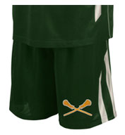 Custom Fury Game Lacrosse Shorts by Brine Mens