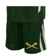 Custom Youth Fury Game Lacrosse Shorts by Brine