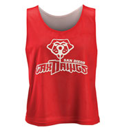 Custom Reversible Ladies Lacrosse Practice Jersey by Brine