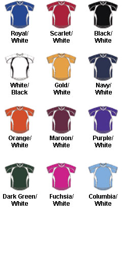 Adult Header Soccer Jersey - All Colors
