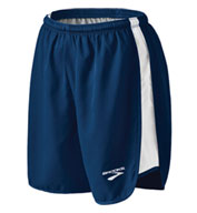 Mens Curved Side Panel Short