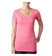 Next Level The Ladies Cotton Scoop Tee
