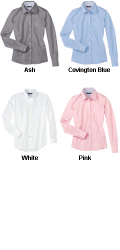 Tommy Hilfiger Ladies  Witherbee Oxford Shirt - All Colors