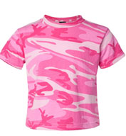 Toddler Camouflage T-shirt by Code V