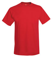 Mens Hanes ComfortSoft® Cotton T-Shirt