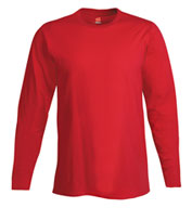 Hanes 4.5 oz., 100% Ringspun Cotton Nano-T® Long-Sleeve T-Shirt