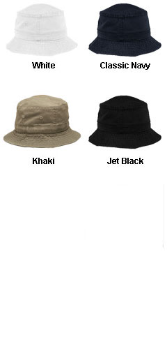 Custom Sportsman Bucket Hat - All Colors