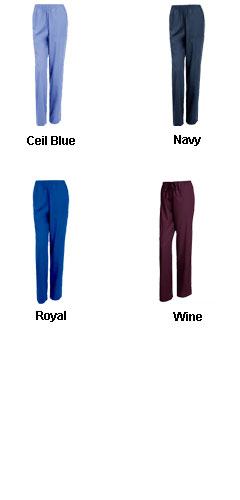 Tall Unisex Scrub Pant by Dickies Medical Uniforms - All Colors