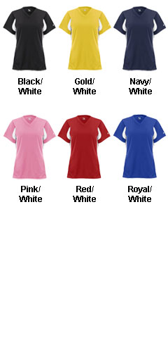 Rally Girls Fan Jersey by Badger Sportswear - All Colors