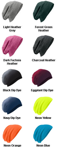 Fashionable Slouch Beanie  - All Colors