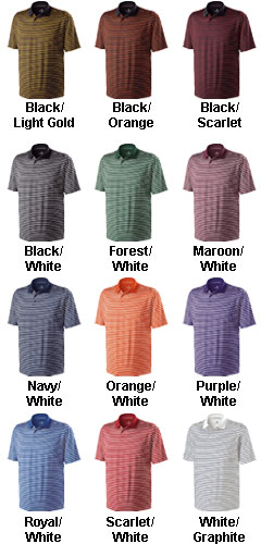 Adult Helix Polo by Holloway USA - All Colors