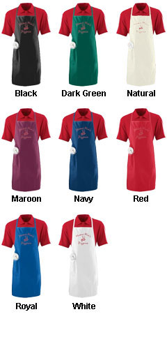 Long Apron With Pockets - All Colors