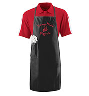 Custom Long Apron With Pockets