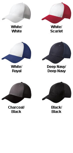 New Era® Snapback Contrast Front Mesh Cap - All Colors