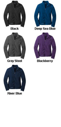 Eddie Bauer® Ladies Full-Zip Fleece Jacket - All Colors