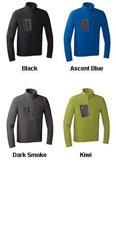 First Ascent� Cloud Layer� 1/4 Zip Pullover - All Colors