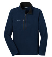 Custom Eddie Bauer® - 1/4-Zip Fleece Pullover Mens