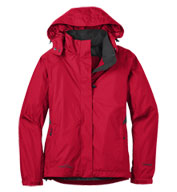 Custom Eddie Bauer® Ladies Rain Jacket