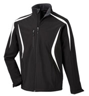 Custom Mens North End Color-Block Soft Shell Jacket