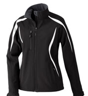 Ladies North End Color-Block Soft Shell Jacket
