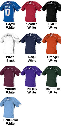 Teamwork Adult Cross Check Lacrosse Jersey - All Colors