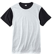 Adult Polyester Blackout T-Shirt