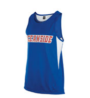 Custom Teamwork Youth Tempo Singlet