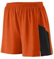 Custom Augusta Adult Sprint Track Short Mens