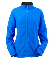 Ashworth Ladies Full-Zip Lined Wind Jacket