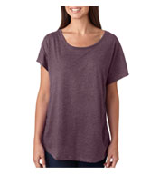 Next Level Tri-Blend Dolman
