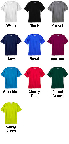 New Balance Mens Ndurance Athletic T-shirt - All Colors