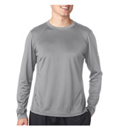 Custom New Balance Mens Tempo Long-Sleeve Performance T-Shirt