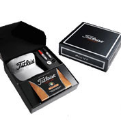 Titleist Pro V1x Customizable Golf Balls Gift Set