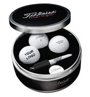 Titleist Pro V1x Tin With Customizable Golf Balls