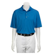 Custom Greg Norman Adult Fine Line Stripe Polo Mens