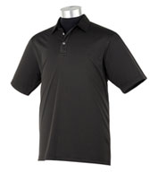 Custom Callaway Adult Mini Check Polo Mens