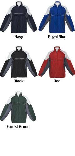 Reebok Performer Jacket - All Colors