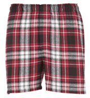 Custom Adult Classic Flannel Boxer