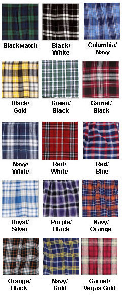 Classic Adult Flannel Pant by Boxercraft - All Colors