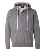 Adult Rugby Hooded Sweatshirt