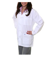 34 Inch Unisex Lab Coat by Spectrum Uniforms