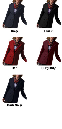 Ladies Polyester Blazer - All Colors