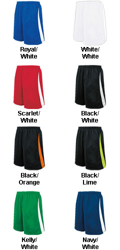 Youth Albion Performance Short  - All Colors