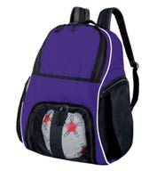 Sport Backpack with Ball Compartment